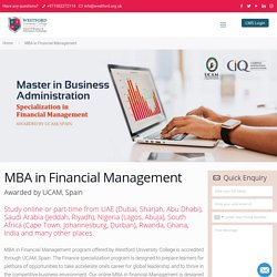 Risk Management Courses Online & Distance Learning