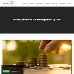 Student Financial Aid Management System