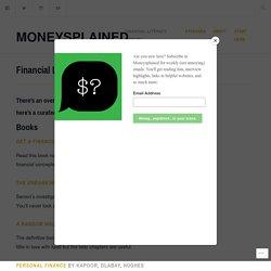 Financial Literacy Library – Moneysplained