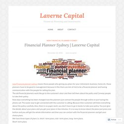 Laverne Capital – Laverne Capital