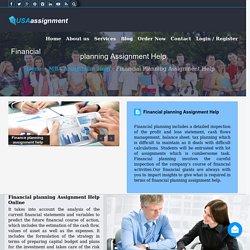Financial Statement Assignment Help- USA Assignment Helper