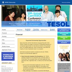 TESOL ILE in Soka University