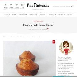 Financiers de Pierre Hermé