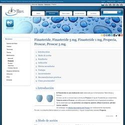 Propecia - Finasteride - Proscar - minoxidil - viagra - pelo - tratamientos