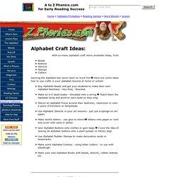 Find an Alphabet Craft