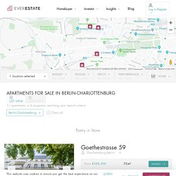 apartments for sale in berlin charlottenburg