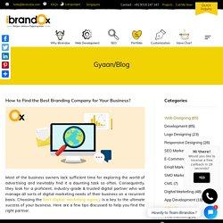 Branding Company in India