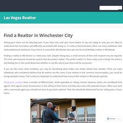 Winchester Realtor