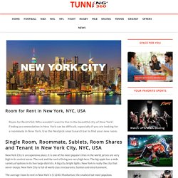 >Room for Rent in New York, NYC, USA - Tunning360