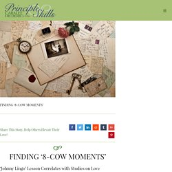 Finding 8-Cow Moments