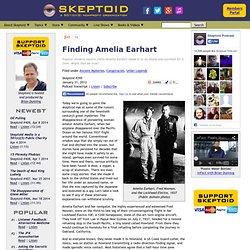 Finding Amelia Earhart