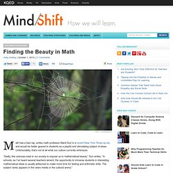Finding the Beauty in Math