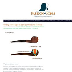 Passion for Pipes