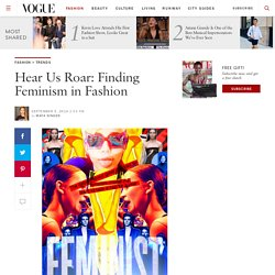 Finding Feminism in Fashion