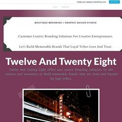 Finding Best Graphics Design Chicago – Twelve And Twenty Eight