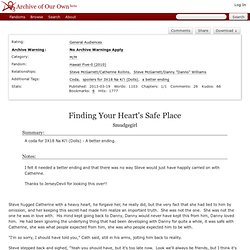 Finding Your Heart's Safe Place - Smudgegirl - Hawaii Five-0 (2010