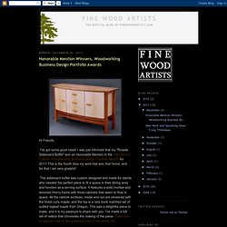 Fine Wood Artists