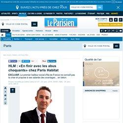 HLM : «En finir avec les abus choquants» chez Paris Habitat