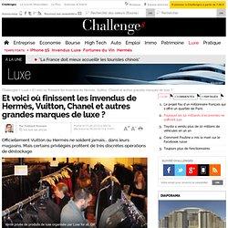 Et voici où finissent les invendus de Hermès, Vuitton, Chanel et autres grandes marques de luxe ?