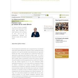 PAYSAN BRETON 11/12/14 Finistère (29) 4e assises de la vente directe