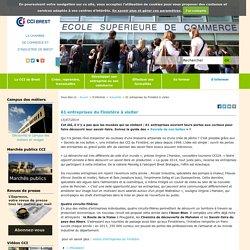 CCI de Brest, Finistère - Chambre de commerce et d'industrie de Brest - 61 entreprises du Finistère à visiter