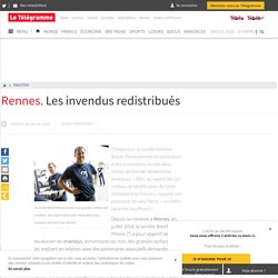 LE TELEGRAMME 06/01/16 Rennes. Les invendus redistribués