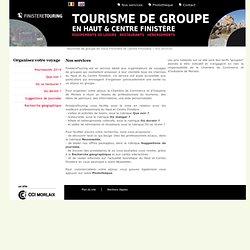 Finistère Touring :Nos services