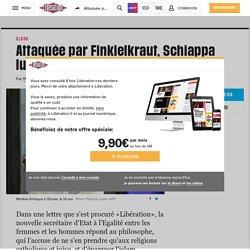 Attaquée par Finkielkraut, Schiappa lui répond vertement