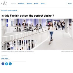Finland thinks it has designed the perfect school. This is what it looks like