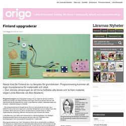 Finland uppgraderar