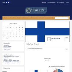 Fiche Pays – Finlande
