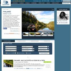 FINLANDE>Randonnées d'aventure,trek,trekking FINLANDE