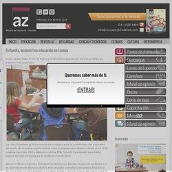 Revista AZ, Portal de Educación y Cultura en México.