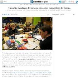 Finlandia: las claves del sistema educativo más exitoso de Europa