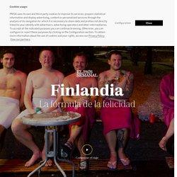 Finlandia, la fórmula de la felicidad