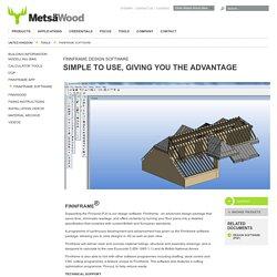 Finnframe Design Software