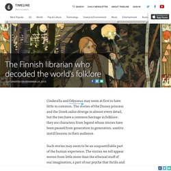 How Finnish librarian Antti Aarne decoded the world of folklore
