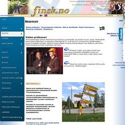 Finsk.no - Meänkieli