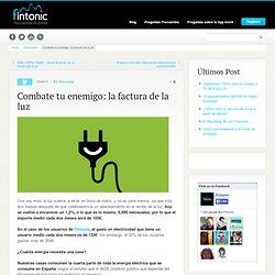 Fintonic organiza cuentas, diagnostica gastos, da consejos de ahorro