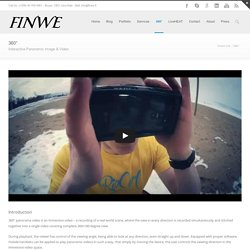 Finwe Ltd. – 360°