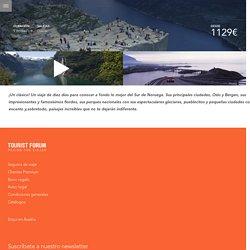 La Gran Ruta de los Fiordos Noruegos - Touristforum