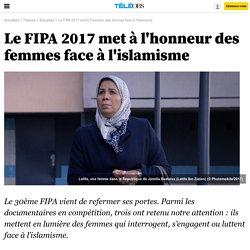 Le FIPA 2017 met à l'honneur des femmes face à l'islamisme -