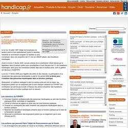 FIPHFP - Emploi et Handicap