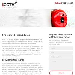 Fire Alarms London & Essex