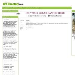 Fire Directory.com:HML Net-Railing