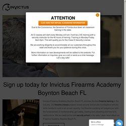 academy firearms