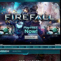 Firefall | - Team Based Action Shooter -