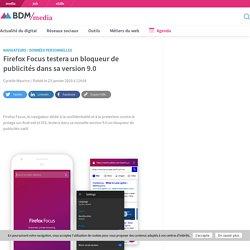Firefox Focus testera un bloqueur de publicités dans sa version 9.0