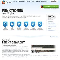 Firefox-Einstieg