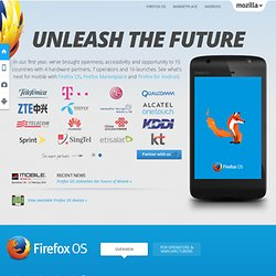 Download Firefox to your mobile device